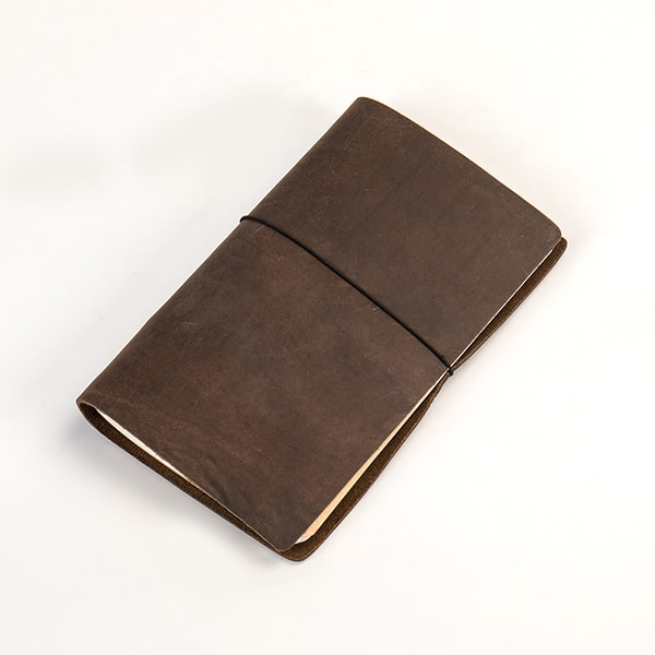 Handcrafted Leather Expedition Journal