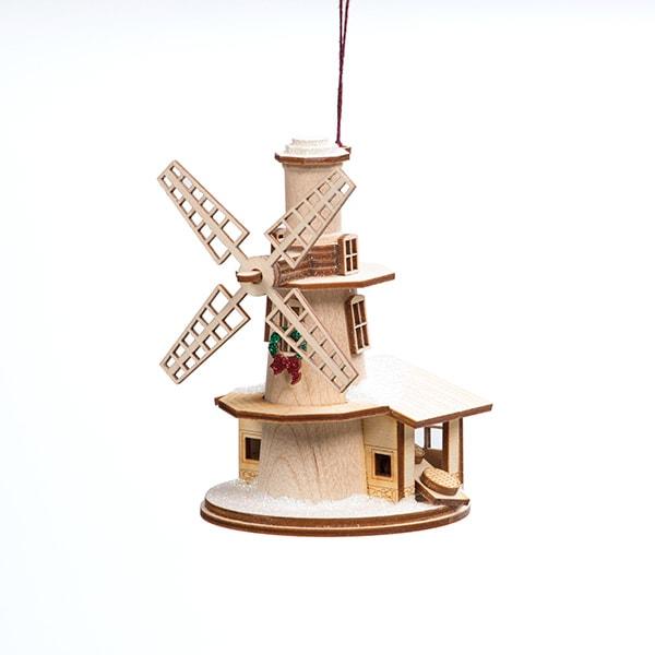 Handmade Windmill Ornament
