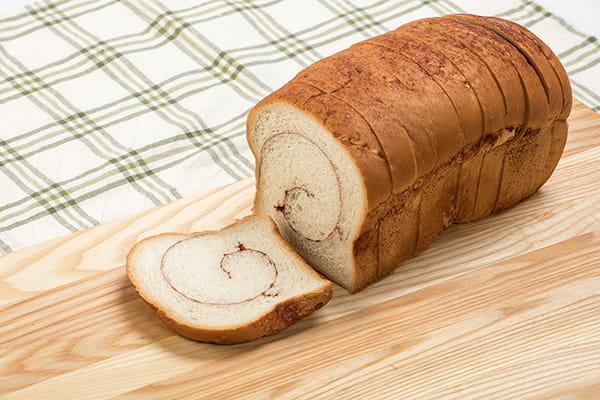 Fresh Cinnamon Bread