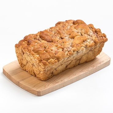 Fresh Apple Fritter Bread