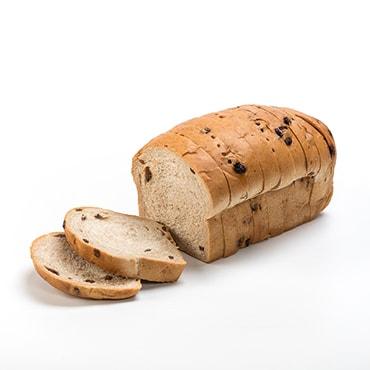 Cinnamon Raisin Bread 2 loaves