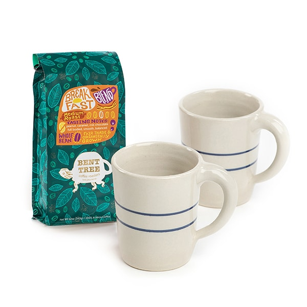 Morning Coffee Mug Set