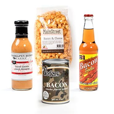 Bacon Lover's Set
