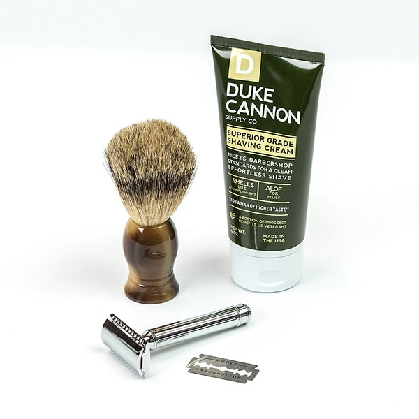 Clean Shave Set