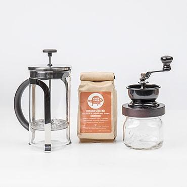 French Press Coffee Set