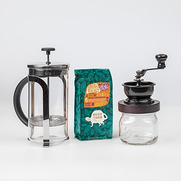French Press Coffee Set