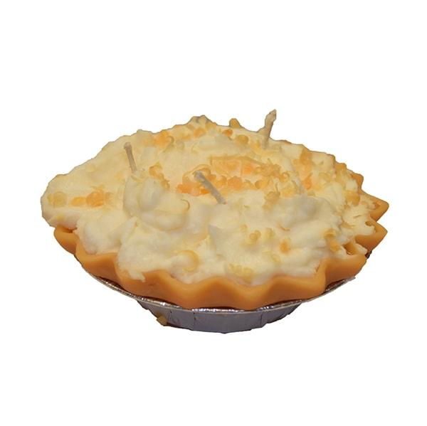 Coconut Cream Pie Dessert Candles