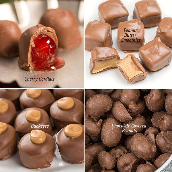 Holiday Chocolate Sampler