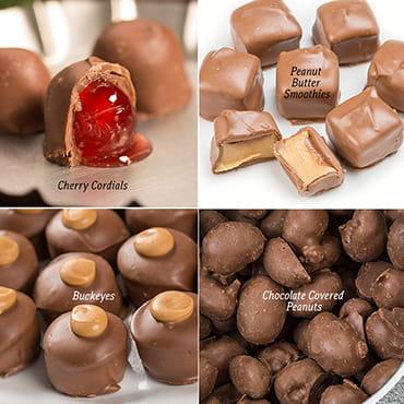 Holiday Chocolate Sampler
