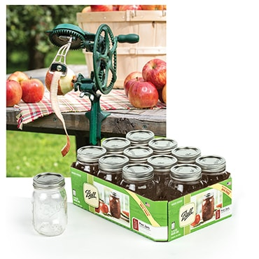 Preserve Apples by the Pint Set