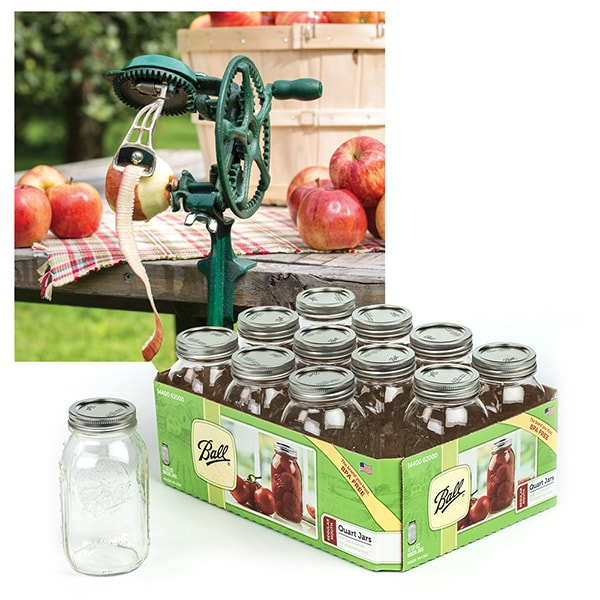 Preserve Apples by the Quart Set