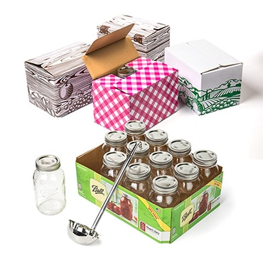 Canning by the Quart Box Set
