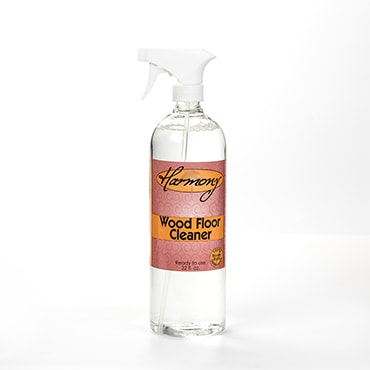 All-Natural Aromatherapy Wood Floor Cleaner