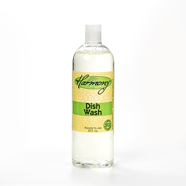 All-Natural Aromatherapy Dish Wash