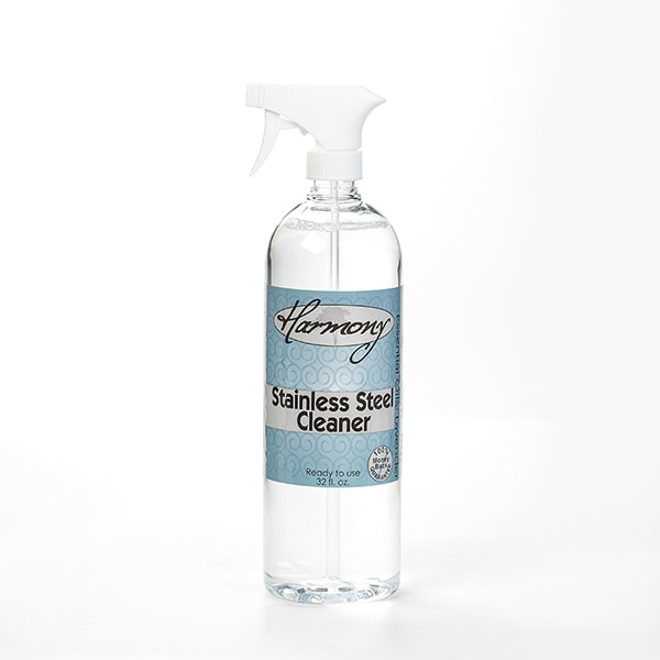 All-Natural Aromatherapy Stainless Steel Cleaner