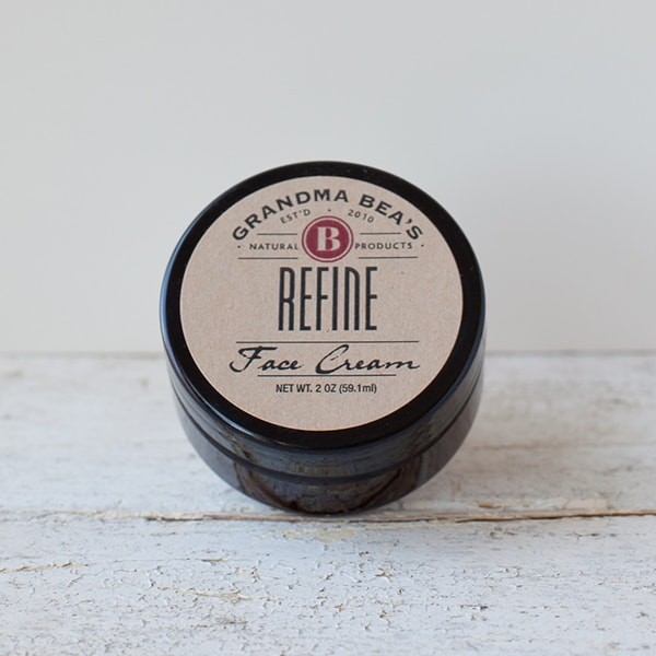 All-Natural Refine Face Cream