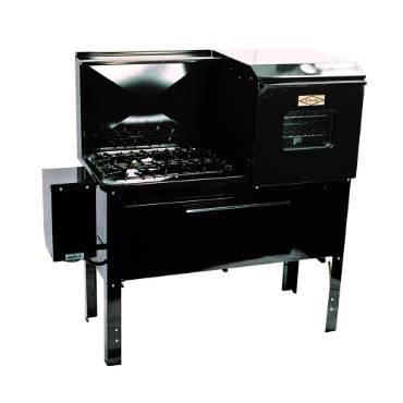 Perfection Kerosene Cookstove with Oven