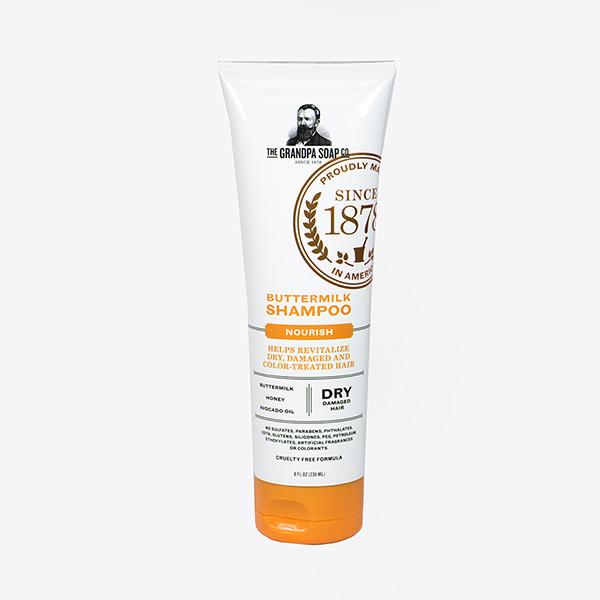 Grandpa's Buttermilk Shampoo