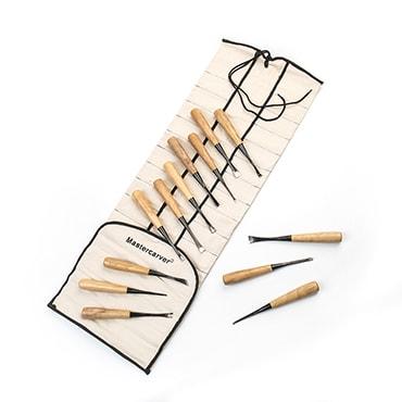 13-Piece Carving Tool Starter Set