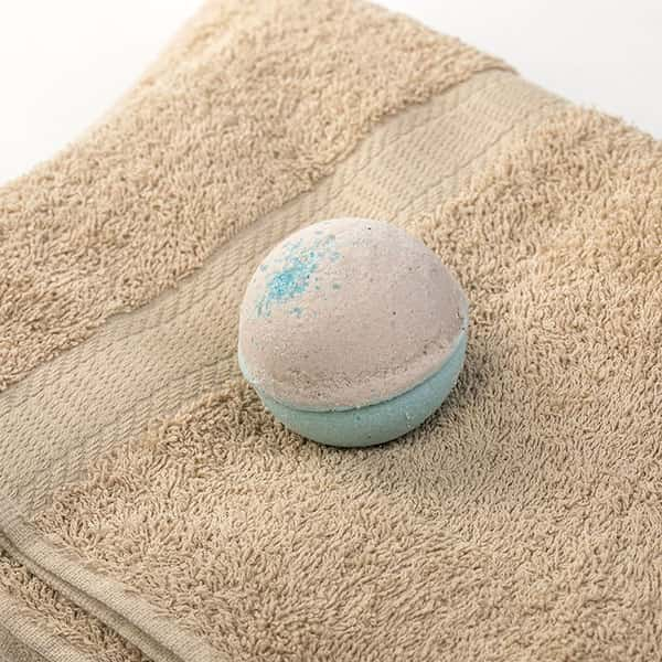 All-Natural Bath Bombs