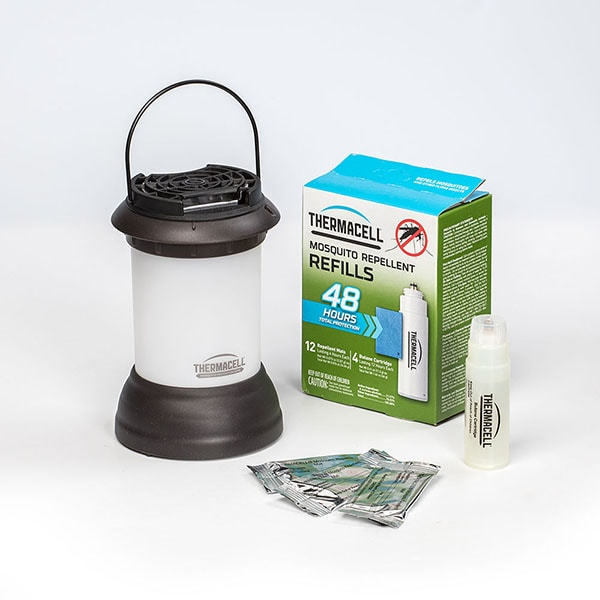 Bristol Patio Mosquito Lantern & Repellent Set