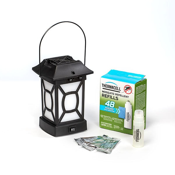 Cambridge Patio Mosquito Lantern & Repellent Set