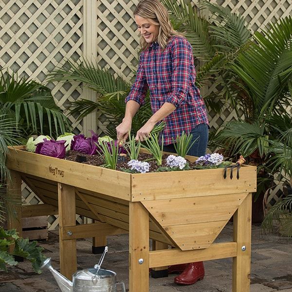 Classic VegTrug Elevated Garden Bed