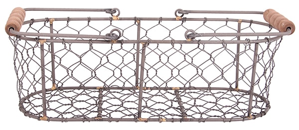 Decorative Wire Planter Trays