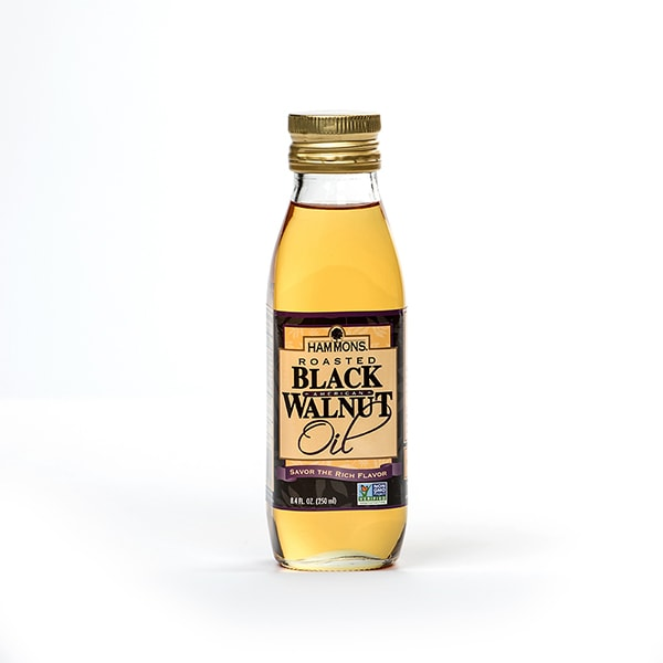 Roasted Black Walnut Oil