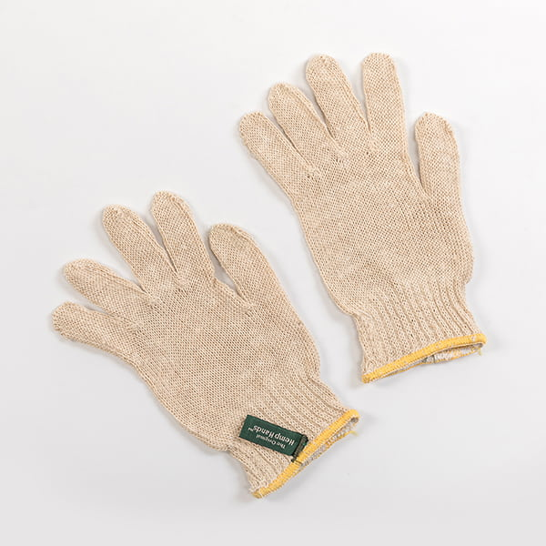 Hemp Garden Gloves - Plain