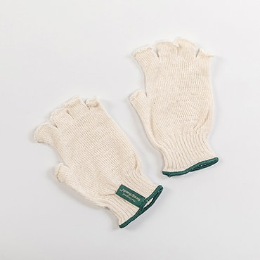Hemp Garden Gloves - Fingerless