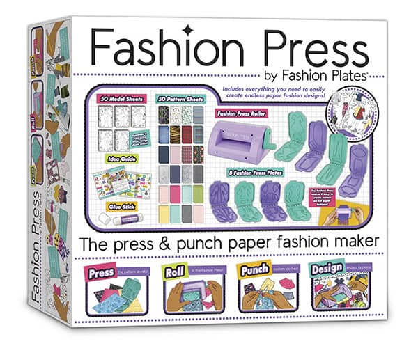 Press & Punch Paper Fashion Maker