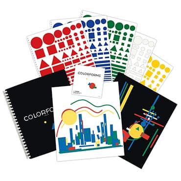 The Original Classic Colorforms