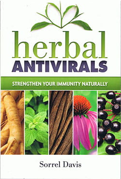 Herbal Antivirals: Strengthen Your Immunity Naturally Book