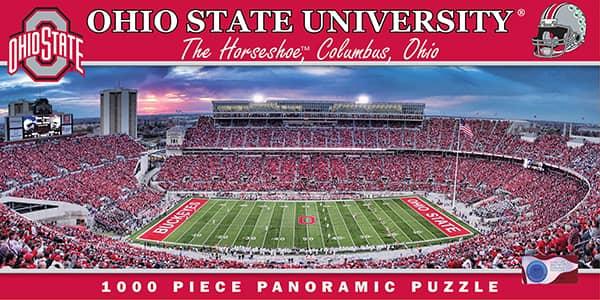 Ohio State Jigsaw Puzzle
