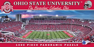 Ohio State Jigsaw Puzzle