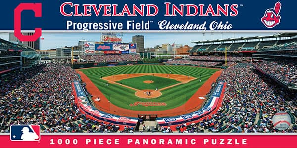 Cleveland Indians Jigsaw Puzzle