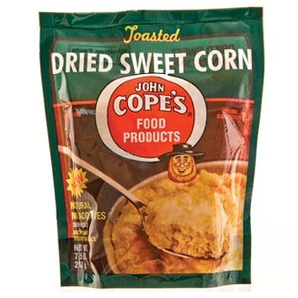Toasted Dried Sweet Corn
