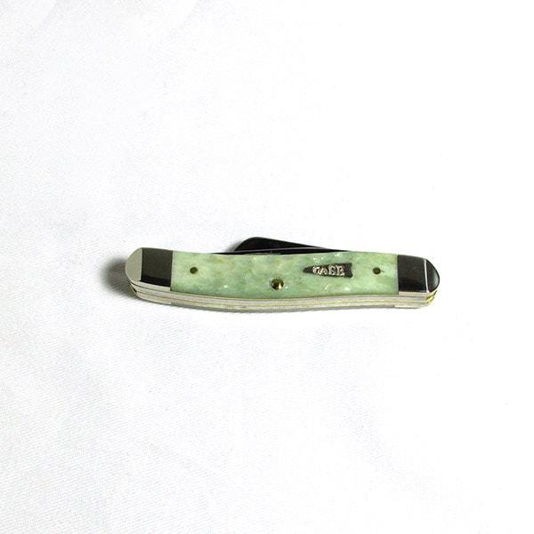 Case Mint Green Bone Medium Stockman