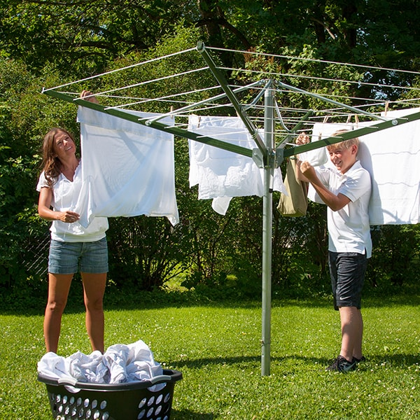 Large Deluxe Spinning Clothes Dryer