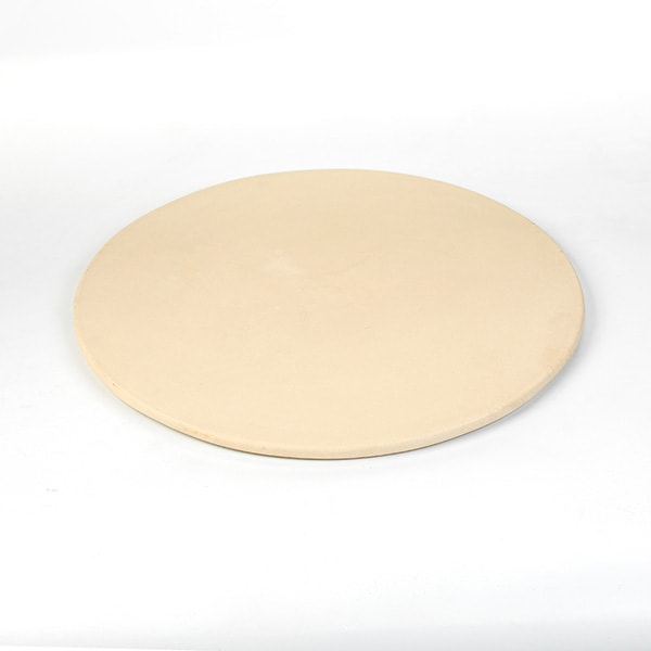 "Natural Stoneware 14"" Pizza Stone"