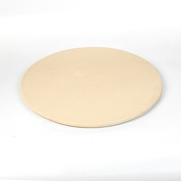 "Natural Stoneware 14"" Pizza Stone"