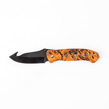 Hunter's Camo Knife