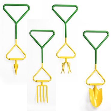 Complete Easy Garden Tool Set