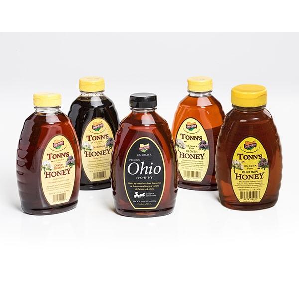 Pure Honey Sampler Pack