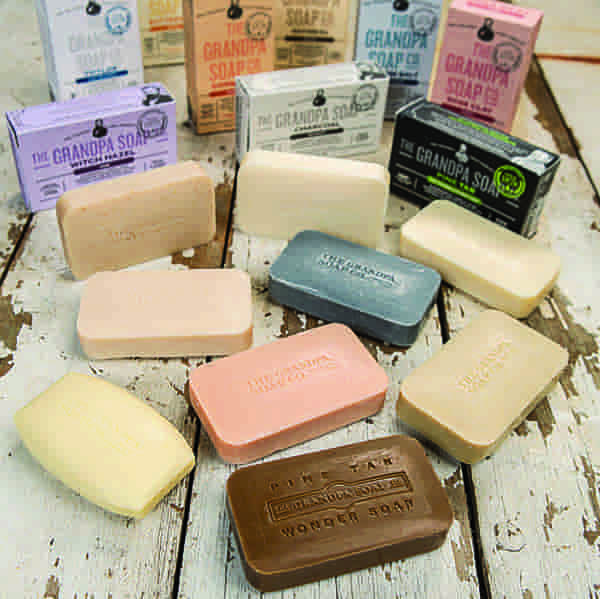 Grandpa's Soap Variety Pack