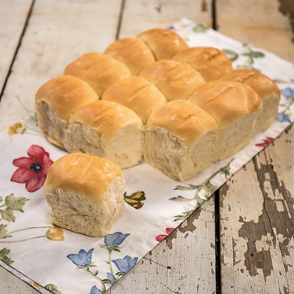 Freshly Baked Dinner Rolls
