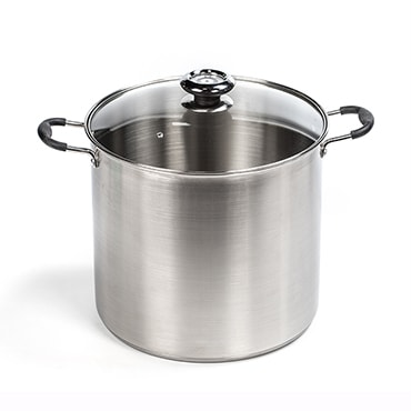 Stainless Steel Canner – 20 Qt