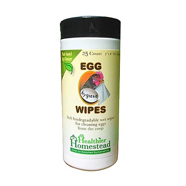 Egg Wipes – Pack of 25