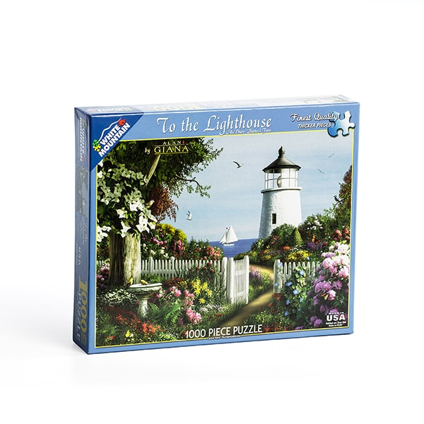 To the Lighthouse Jigsaw Puzzle